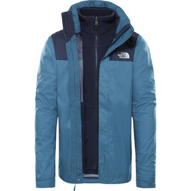 The North Face Evolve II Triclimate Takki Miehet, mallard blue/urban navy